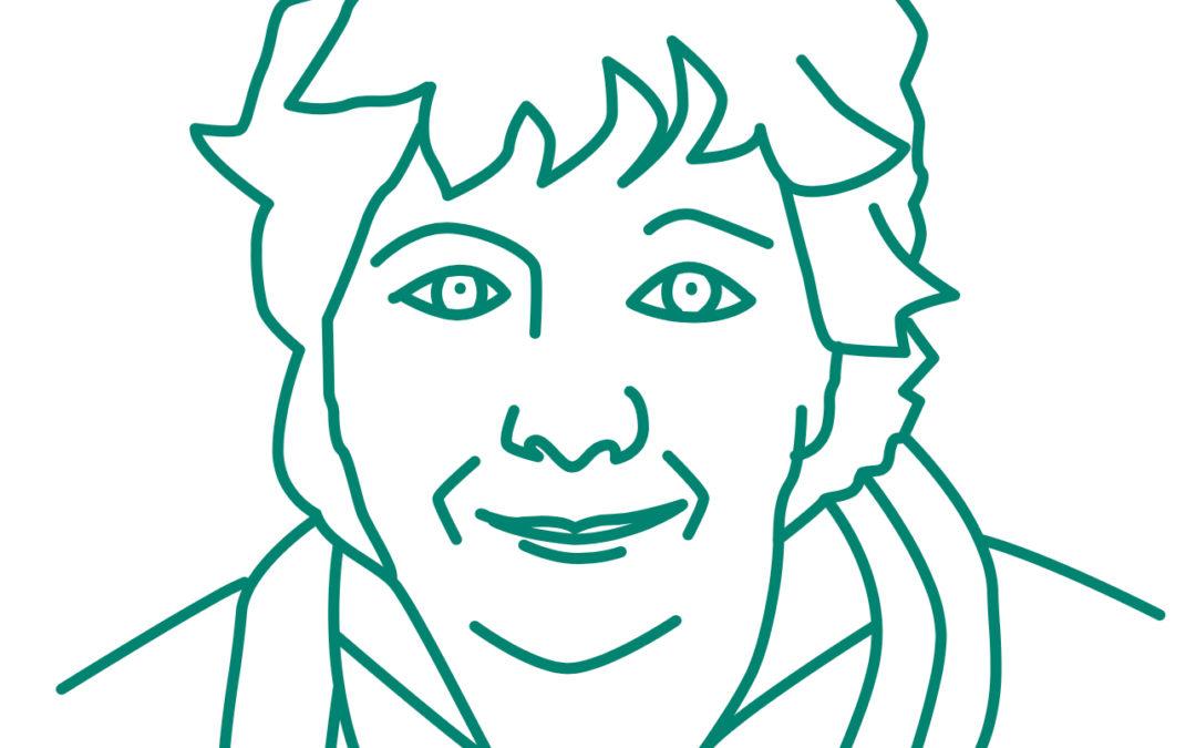 Portrait : Sylvie de Balichon