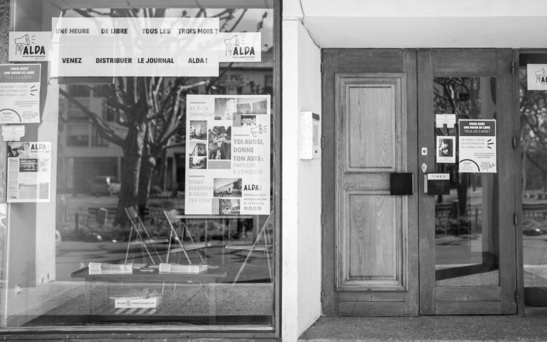 SAINTE-CROIX :  Alda ouvre une permanence à la place des Gascons