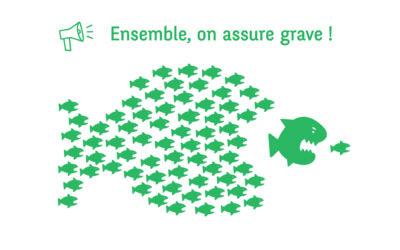 Ensemble, on assure grave !